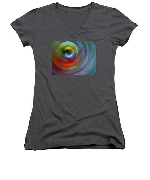 Blissful Ignorance Women's V-Neck T-Shirt