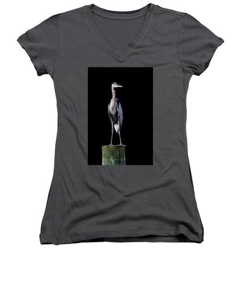 Blue Heron Prestige Women's V-Neck (Athletic Fit)