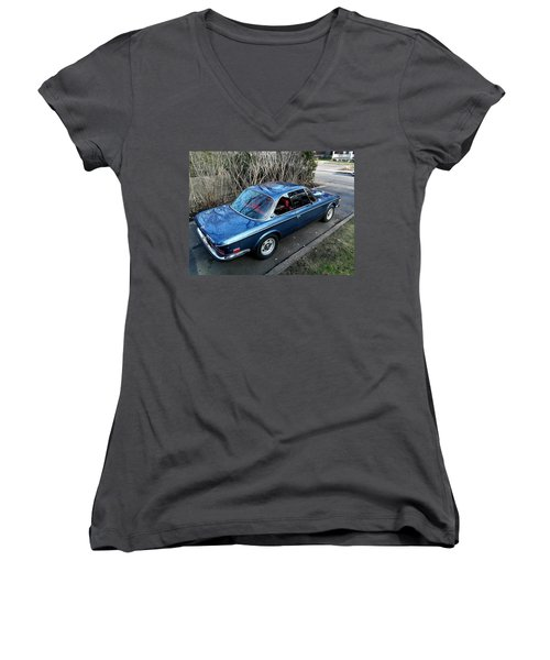 Bmw 3 Series Women's V-Neck