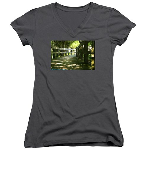 Boardwalk Women's V-Neck