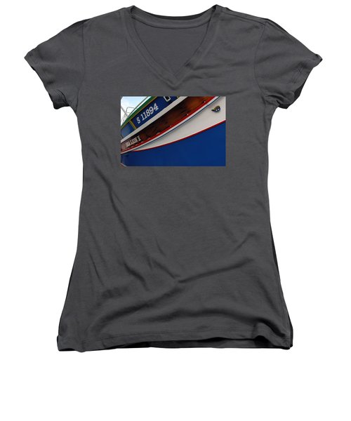 Boat  Women's V-Neck