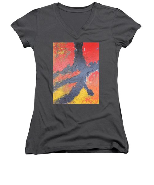 Bold Experiment Women's V-Neck