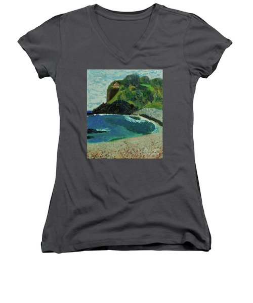 Boulder Beach Women's V-Neck T-Shirt