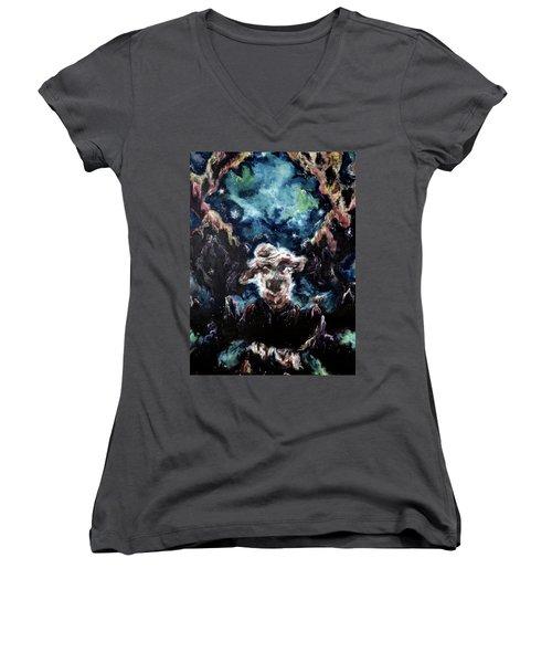 Bound Women's V-Neck T-Shirt