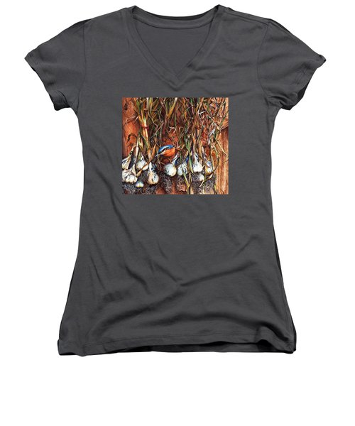 Bounty Hunter Women's V-Neck