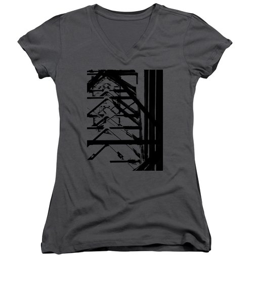 Bridgework Girding Women's V-Neck