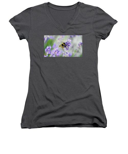 Bumblebee Women's V-Neck