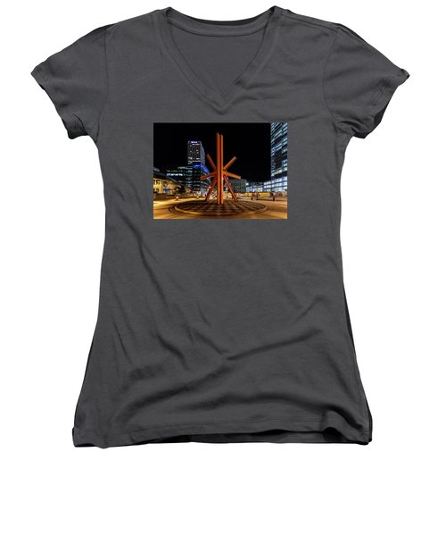 Calling After Sundown Women's V-Neck T-Shirt