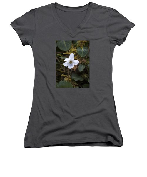 Can Women's V-Neck T-Shirt (Junior Cut) by Tyson and Kathy Smith