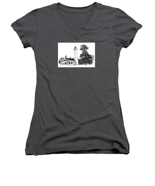 Cana Seldom Seen Women's V-Neck (Athletic Fit)