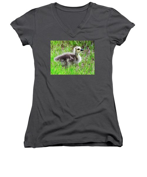 Canada Goose Gosling Women's V-Neck