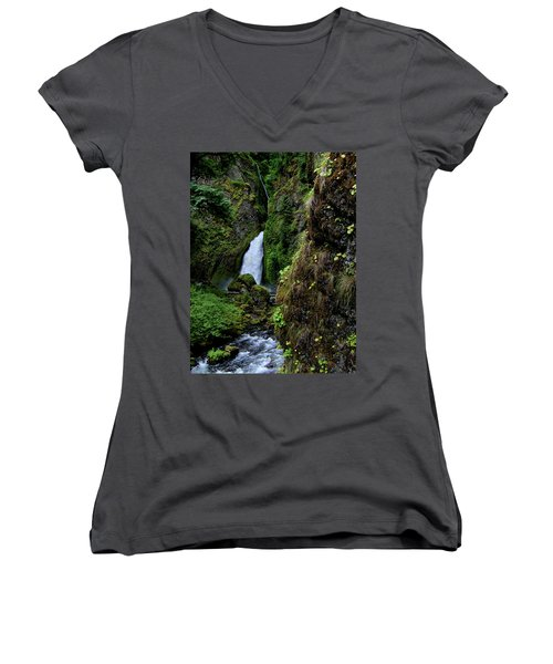 Canyon's End Women's V-Neck