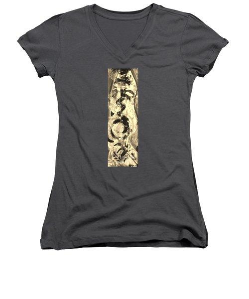 Carpenter Women's V-Neck T-Shirt (Junior Cut)