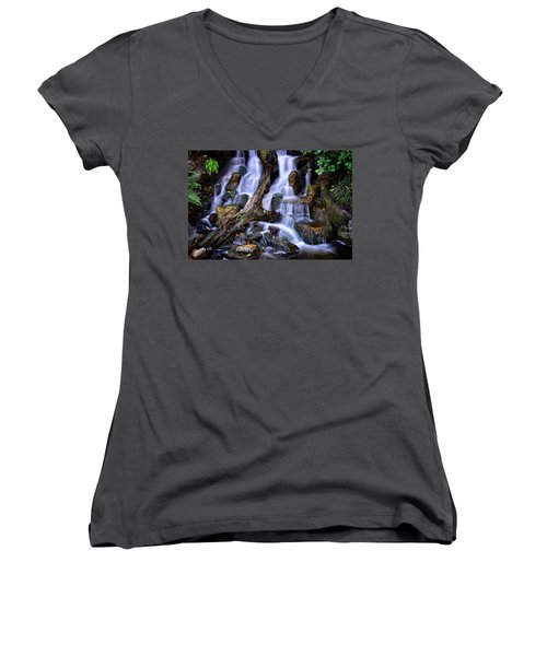 Cascades Women's V-Neck