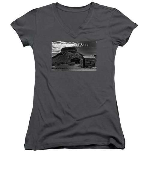 Castolon Ghost Town Women's V-Neck