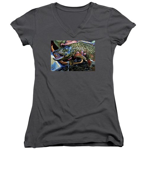 Catch Of The Day Women's V-Neck T-Shirt