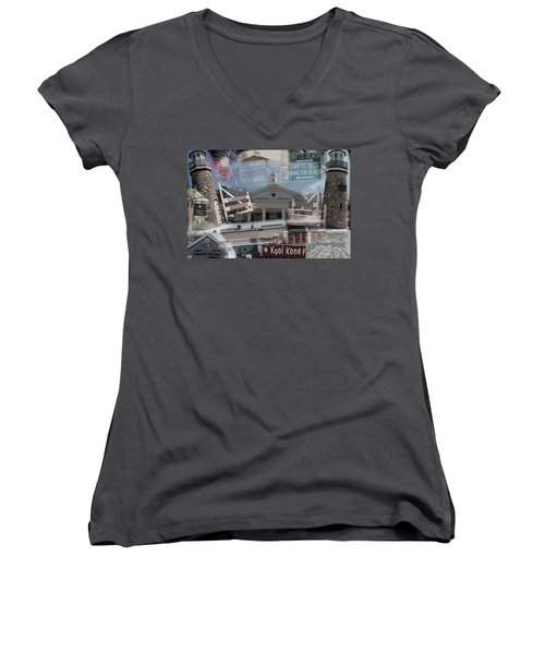 Celebrate Wareham Women's V-Neck