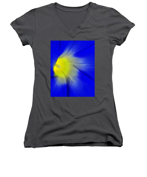 Center Of Being Women's V-Neck (Athletic Fit)