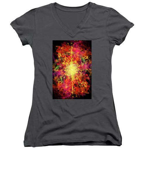 Chaos Women's V-Neck T-Shirt