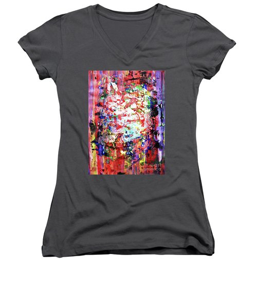 Charivari Women's V-Neck T-Shirt