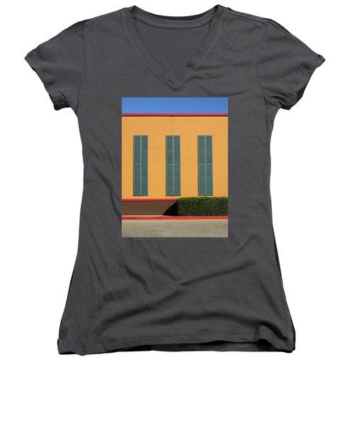 Chicken Tenders Vendor Women's V-Neck T-Shirt