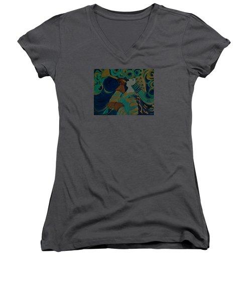 Christmas, 2015 Women's V-Neck T-Shirt