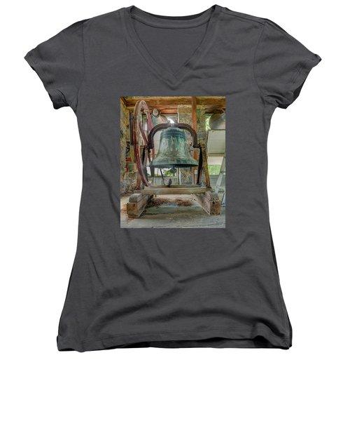 Church Bell 1783 Women's V-Neck