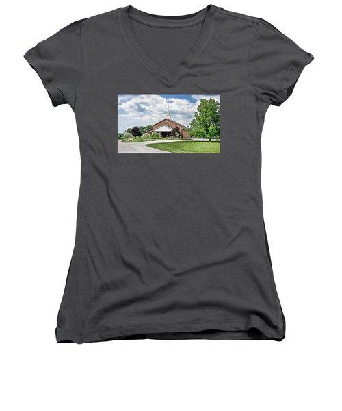 Church On Coldwater Women's V-Neck T-Shirt