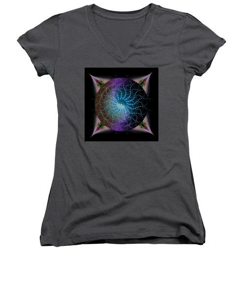 Circulariun No 2631 Women's V-Neck T-Shirt