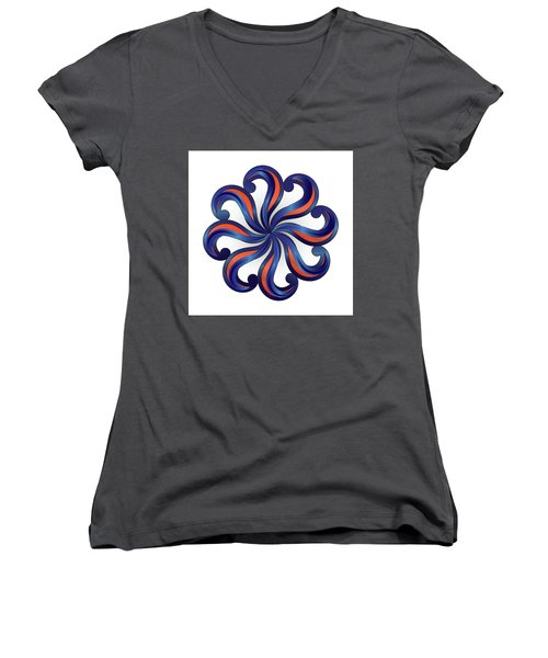 Circulosity No 2920 Women's V-Neck (Athletic Fit)