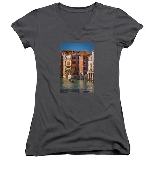 Classic Venice Women's V-Neck (Athletic Fit)