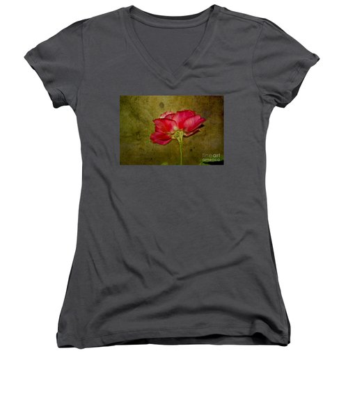 Classy Beauty Women's V-Neck T-Shirt