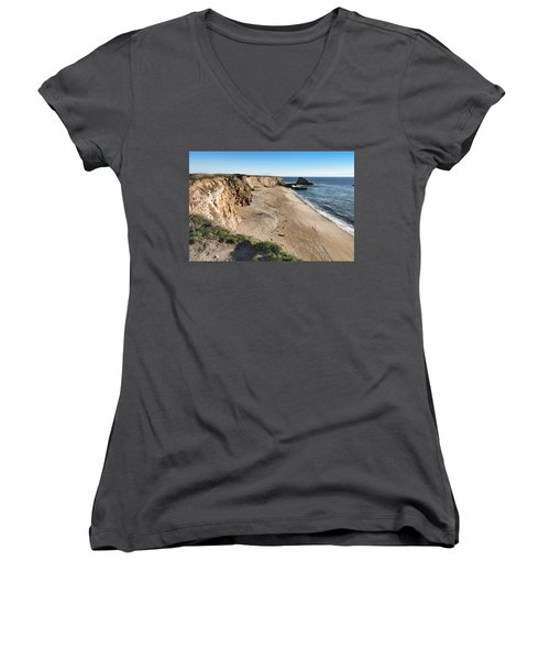 Cliffs Of Davenport Women's V-Neck