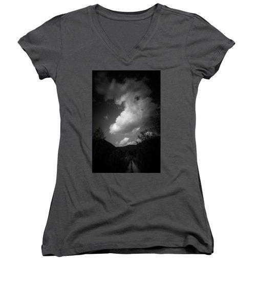 Cloud #2186 Women's V-Neck