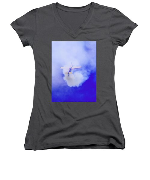 Cloudmaster Women's V-Neck T-Shirt