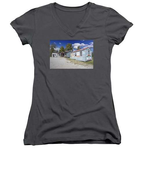 Cockspur Farm Women's V-Neck T-Shirt