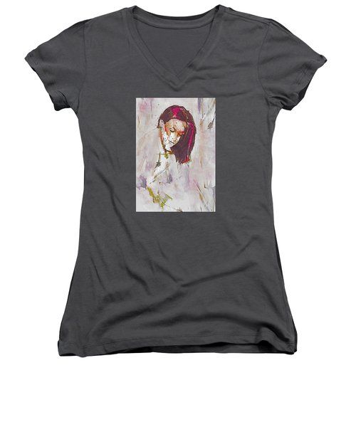 Collections Women's V-Neck