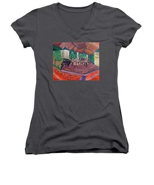 Colorado Childrens Chorale Women's V-Neck