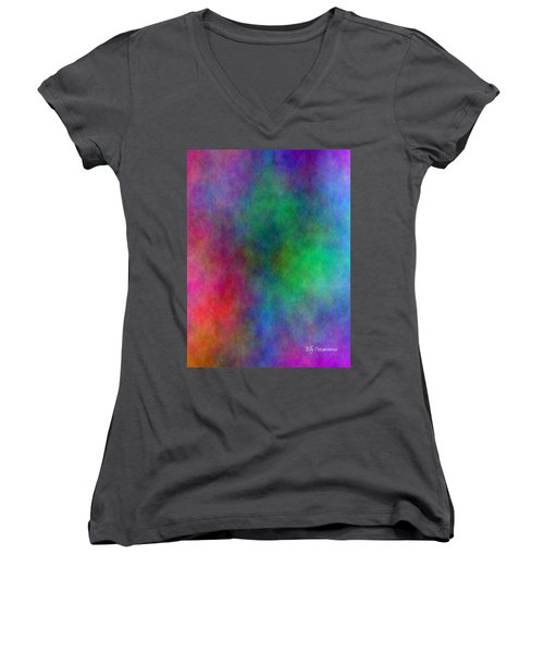 Colors Women's V-Neck (Athletic Fit)