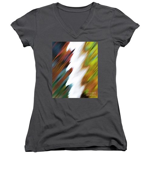 Colors Of Water Women's V-Neck