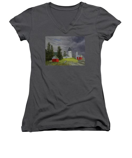 Coming Storm Women's V-Neck