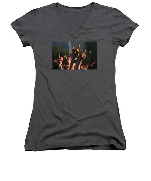 Concert Women's V-Neck
