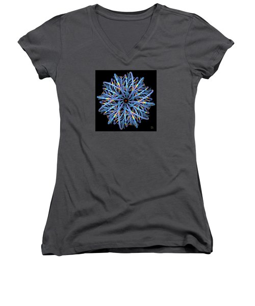Conjecture 3 Women's V-Neck (Athletic Fit)