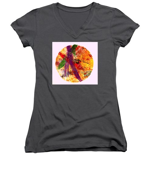 Contained Women's V-Neck