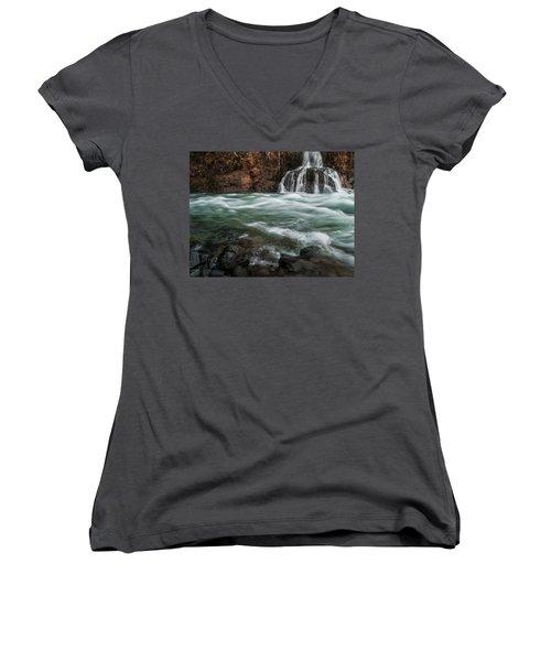 Convergence Women's V-Neck T-Shirt