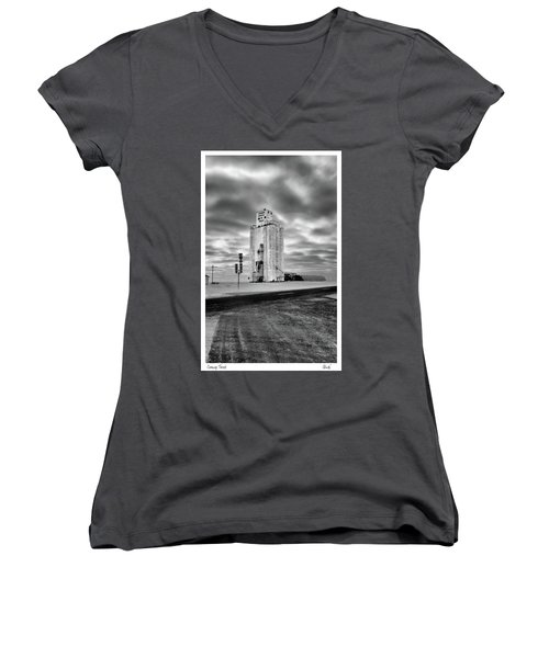 Conway Texas Women's V-Neck (Athletic Fit)