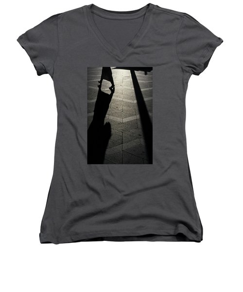 Copenhagen Lady Women's V-Neck T-Shirt (Junior Cut) by KG Thienemann