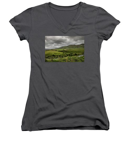 County Kerry Countryside Women's V-Neck