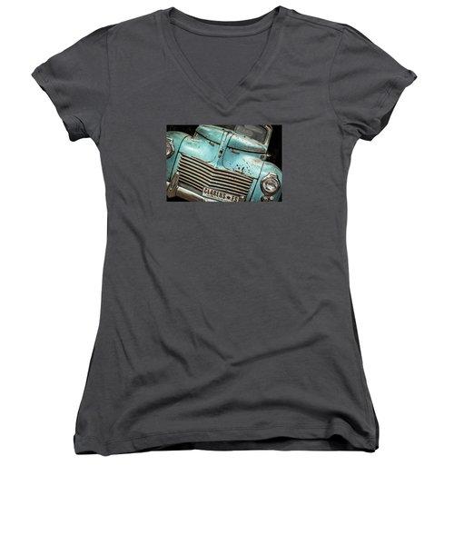 Creative Advertising Women's V-Neck T-Shirt