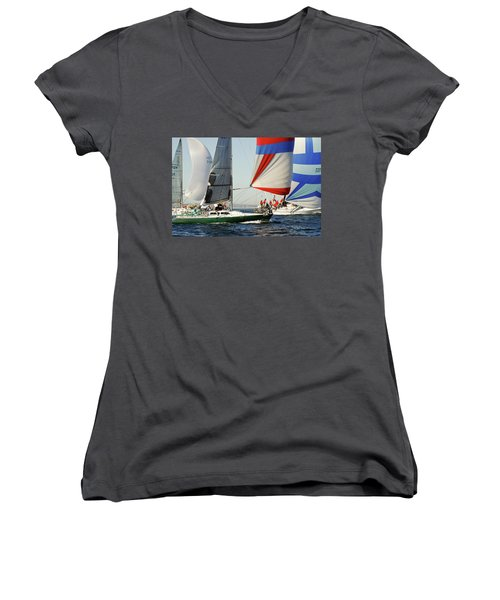 Crew Work Women's V-Neck